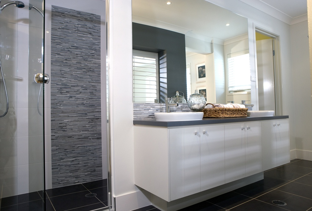 Bathroom ideas corrimal discount tiles corrimal for Cheap bathroom tile ideas