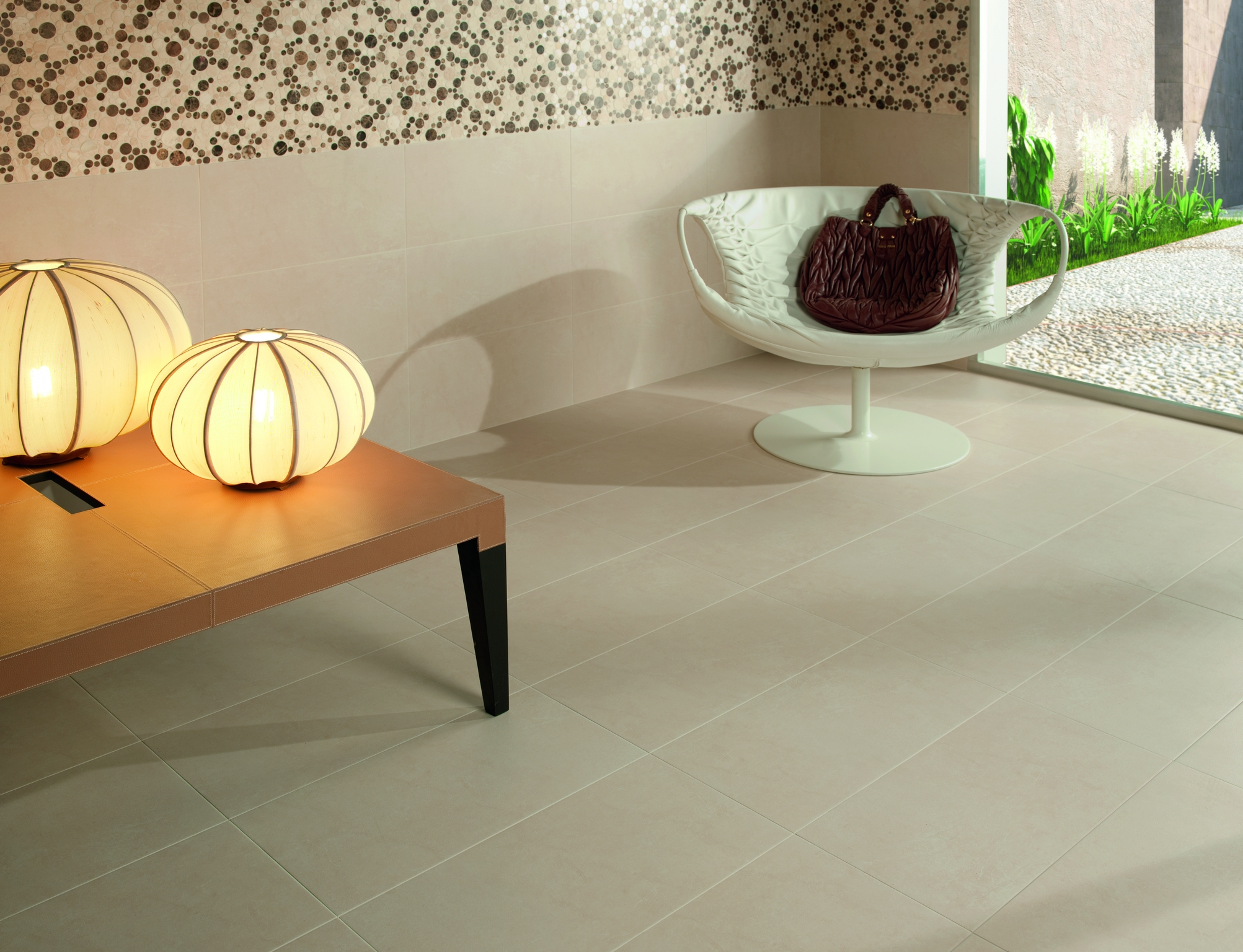 Ceramic vs porcelain tile for bathroom