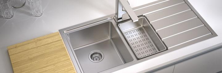 Clark Range Of Kitchen Sinks