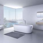 Aura Feestanding Bath