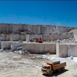 Travertine Quarry
